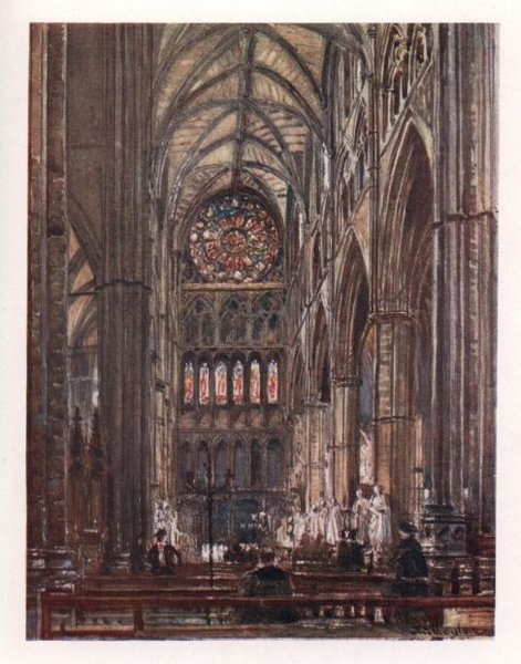 in westminster abbey analysis By joseph addison westminster abbey by joseph addison details - informal narrative essay - speculative elements - offers opinions - underlying ideas and theme.